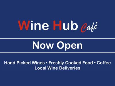 wine hub cafe