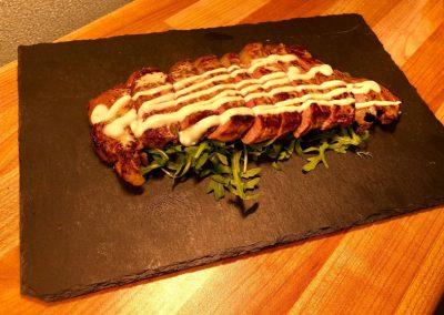 Wasabi Steak